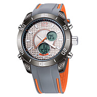 ASJ Masculino Relógio Esportivo Relógio de Moda Relógio de Pulso Único Criativo relógio Relogio digital Japanês Quartzo DigitalLCD