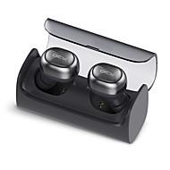 Qcy q29 version anglaise mini double v4.1 casque bluetooth avec étui de chargement pour iphone samsung