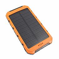 10000mAhbanque de puissance de batterie externe Sorties Multiples Imperméable 10000 1000/2100 Sorties Multiples Imperméable