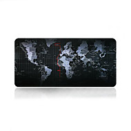 Super Large Size 90cm*40cm World Map Print Game Mouse Pad Mat Laptop Gaming Mousepad