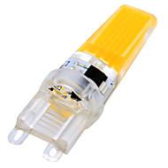 3W E14 G9 G4 LED-lamper med G-sokkel T 1 COB 300 lm Varm hvid Kold hvid Justérbar lysstyrke Dekorativ Vekselstrøm 220-240 V 1 stk.