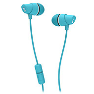 OVANN Earphone for  Mobile Phone 3.5mm In-Ear Wired With Microphone Volume Control