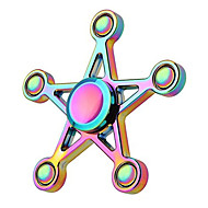Fidget Spinner Hand Spinner Toys Toys Aluminium EDCfor Killing Time Focus Toy Relieves ADD, ADHD, Anxiety, Autism Stress and Anxiety