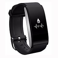 Slimme armband iOS AndroidWaterbestendig Lange stand-by Verbrande calorieën Stappentellers Gezondheidszorg Sportief Camera Hartslagmeter