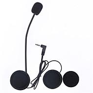 Vnetphone 3,5 mm stikkontakt v6 intercom v4 intertelefon hodetelefoner tilbehør hodetelefoner stereo dress for v6 intercom v4 hjelm