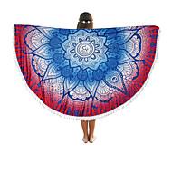 Uimapyyhe,Herkkä tulostus Korkealaatuinen 100% polyesteri Pyyhe