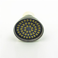 3W GU10 Focos LED 48 SMD 2835 500 lm Blanco Cálido Blanco Fresco Decorativa AC 12 V 1 pieza
