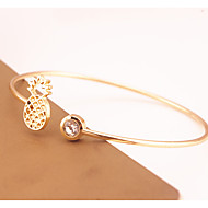 Žene Široke narukvice Umjetno drago kamenje Moda kostim nakit Kamen Jewelry Za Party Special Occasion