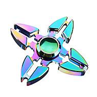 Håndspinnere Hånd Spinner Legetøj Fire Spinner Metal EDCLindrer ADD, ADHD, angst, autisme til Killing Time Focus Toy Stress og angst