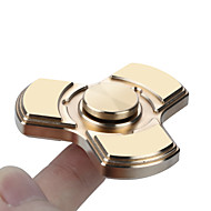 Fidget Spinner Hand Spinner Toys Tri-Spinner Ceramics Brass Copper Ceramics EDCStress and Anxiety Relief Office Desk Toys Relieves ADD,