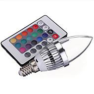 3W Okos LED izzók 1 Integrált LED 150 lm RGB V 1 db.