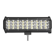 81w-sor 8100lm árvíz helyszínen del fascio vezetett munka fénysáv offroad LED-vezérlő lampada 12 V 24 V per kamion SUV atv 4x4 4wd
