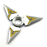 Inspired by Overwatch Fidget Spinner Anime Cosplay Accessories Zinc alloy