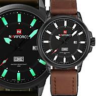 Homens Relógio Esportivo Relógio Elegante Relógio de Moda Relógio de Pulso Bracele Relógio Relógio Casual JapanêsAutomático - da corda