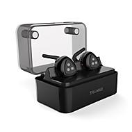 Mini hovedtelefon bluetooth stereo trådløs øretelefon bluetooth headset håndfri mini ørepropper med mikrofon