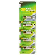 GP HIGH VOLTAGE 2020 12V Rechargeable Battery 5Pcs