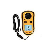 taulukko ilman lämpötila tuulimittari mittaus testeri (gm8908)