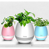 K3 Intelligent Creative Music Flowerpot Can Play The Piano Outdoor Home Wireless Dluetooth Speakers Singing Potted Donsai