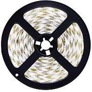 36W フレキシブルLEDライトストリップ 3400-3500 lm DC12 V 5 m 600 LEDの ウォームホワイト ホワイト