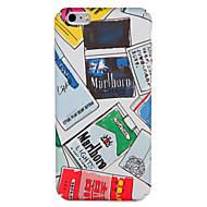 Case for apple iphone 7 plus 7 kansi takakannen tapaus sana / lause sarjakuva kova pc iphone 6s plus 6 plus