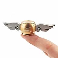 Håndspinnere Hånd Spinner Snurretop Legetøj Legetøj To Spinner Metal EDCtil Killing Time Stress og angst relief Focus Toy Kontor