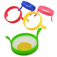 1 크리 에이 티브 주방 가젯 / 다기능 실리콘 달걀 도구