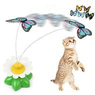Juguete para Gato Juguetes para Mascotas Rompe Cabezas Mariposa
