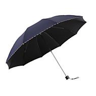 접는 우산 남자