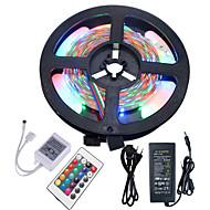 36W ライトセット 3400-3600 lm AC100-240 V 5 m 300 LEDの RGB