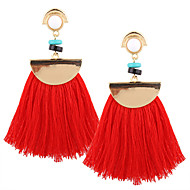 Dames Druppel oorbellen Dangle OorbellenBasisontwerp Uniek ontwerp Hangende stijl Meetkundig Brits Klassiek Bikini Modieus Vintage