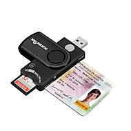 SIM Card SD/SDHC/SDXC MicroSD/MicroSDHC/MicroSDXC/TF USB 2.0 USB Czytnik kart
