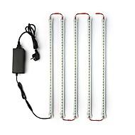 30W LED-es fénycsövek 2800 lm AC 12 V 2 m 144 led Meleg fehér Fehér Piros Kék Zöld
