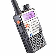 5w 128ch dva puta radio walkie-talkie baofeng uv-5re za lov dvostruki zaslon fm vox uhf vhf radio stanica cb radio