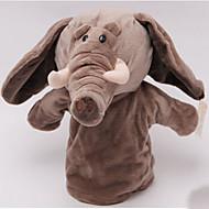 Ujjbáb Elefánt Pamut anyag