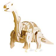 puslespil GDS-sæt 3D-puslespil Puslespil og logisk tænkning legetøj Byggesten Gør Det Selv Legetøj Dinosaur 3D tegneserie