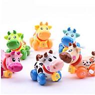 Zabawka nakręcana Byk Zwierzę Tworzywa sztuczne Nie określony Wszystkie grupy wiekowe