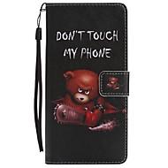 voor case cover kaarthouder portemonnee met standaard flip magnetisch patroon full body case dier hard pu leer voor Samsung Galaxy Note 8