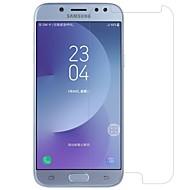 PET Προστατευτικό οθόνης για Samsung Galaxy J5 (2017) Προστατευτικό μπροστινής οθόνης Κατά των Δαχτυλιών Σούπερ Λεπτό Ματ Προστασία από
