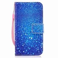 voor case cover kaarthouder portemonnee flip magnetisch patroon full body case landschap hard pu leer voor Samsung Galaxy J7 (2016) j7
