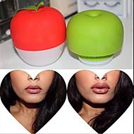 σέξι ομορφιά στόμα πράσινο διπλό κόκκινο ενιαίο lobbed συσκευή αντλίας γρήγορο lip plumper