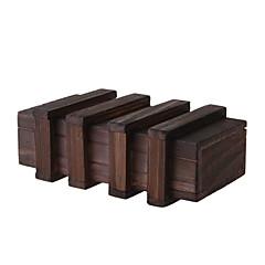 Magie Holzbox mit besonders sicheren Geheimfach