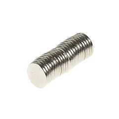 Superstarka RE-magneter (8mm 20-Pack)