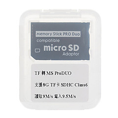 Micro SD/TF to Mini SD Memory Card Adapter