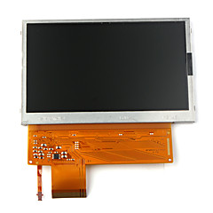 oppusset lcd skjerm modul reservedel for psp 1000