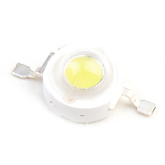 3200-3500k 1W 110-120LM Warm White LED Light Bulb (3.0-3.6V)