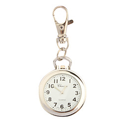 Unisex Modeuhr Revers-Uhr Quartz / Legierung Band Vintage Silber Marke