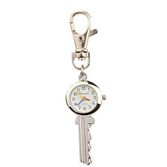 Damen Modeuhr Armbanduhr Armband-Uhr Quartz Band Silber Silber