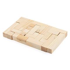 modèle de puzzle faisant iq bois (12 pièces)