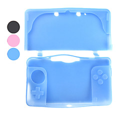 silikon sak for Nintendo 3DS (assorterte farger)
