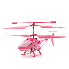 3.5 Channer Remote Control Helicopter (Pink)